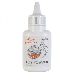 Love Protection Toy Powder Orange, 30г.