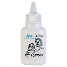 Love Protection Toy Powder Classic, 30г.