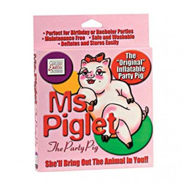 California Exotic Ms. Piglet Party Pig